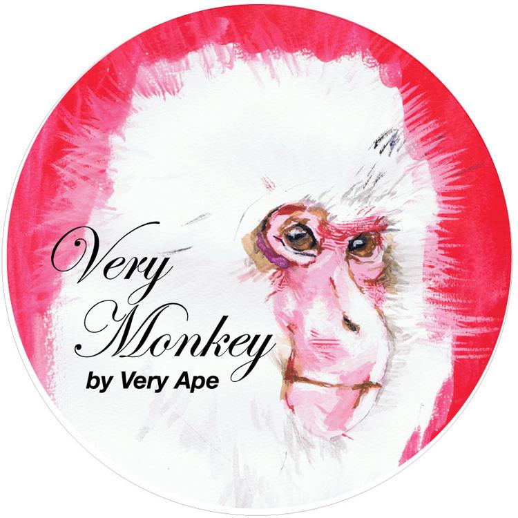 「Very Badge」 32mm