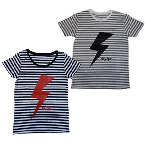 「カミナリ」Tシャツ