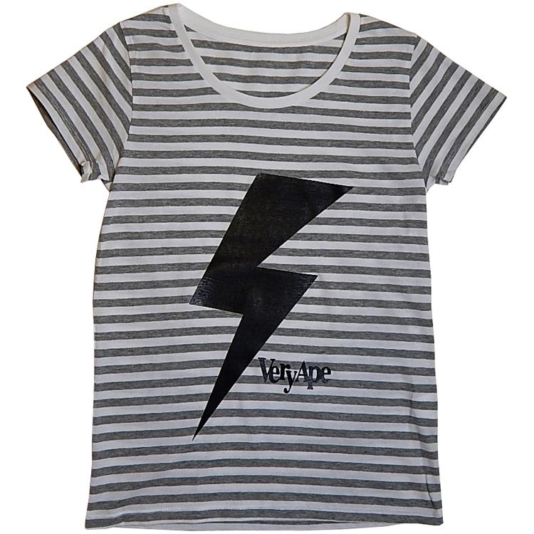 「カミナリ」Tシャツ詳細画像
