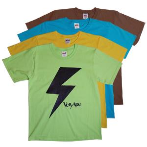 「カミナリBOY」Tシャツ